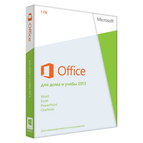 Office 2013 for home and student