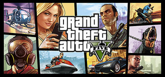 Grand Theft Auto 5 (GTA V) (Steam Gift,RU+CIS) +Подарок