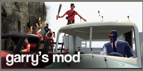 Garry´s Mod (Steam Gift / Region Free)
