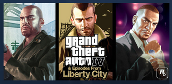 Grand Theft Auto IV: Complete Edition (Steam Gift/ROW)