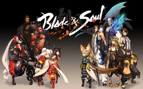 Blade and Soul Gold 4game by GreedyDwarf