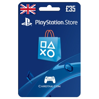 (PSN) Playstation Network £ 35 GBP (UK) + Discounts 2019