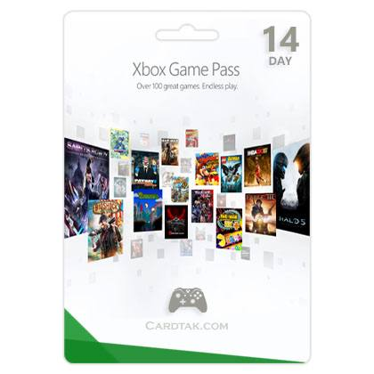 Xbox Game Pass 14 Days TRIAL Xbox One/Global 🎮
