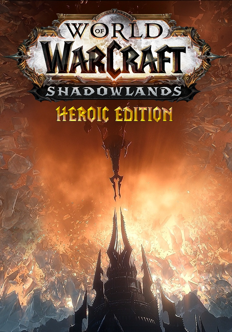 World of Warcraft Shadowland Heroic Edition (EU)