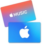 iTunes Gift Card $ 4 USD (USA)  Official