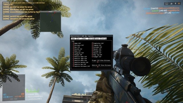 [Plati] Private cheat for the game Battlefield 4 [30 da