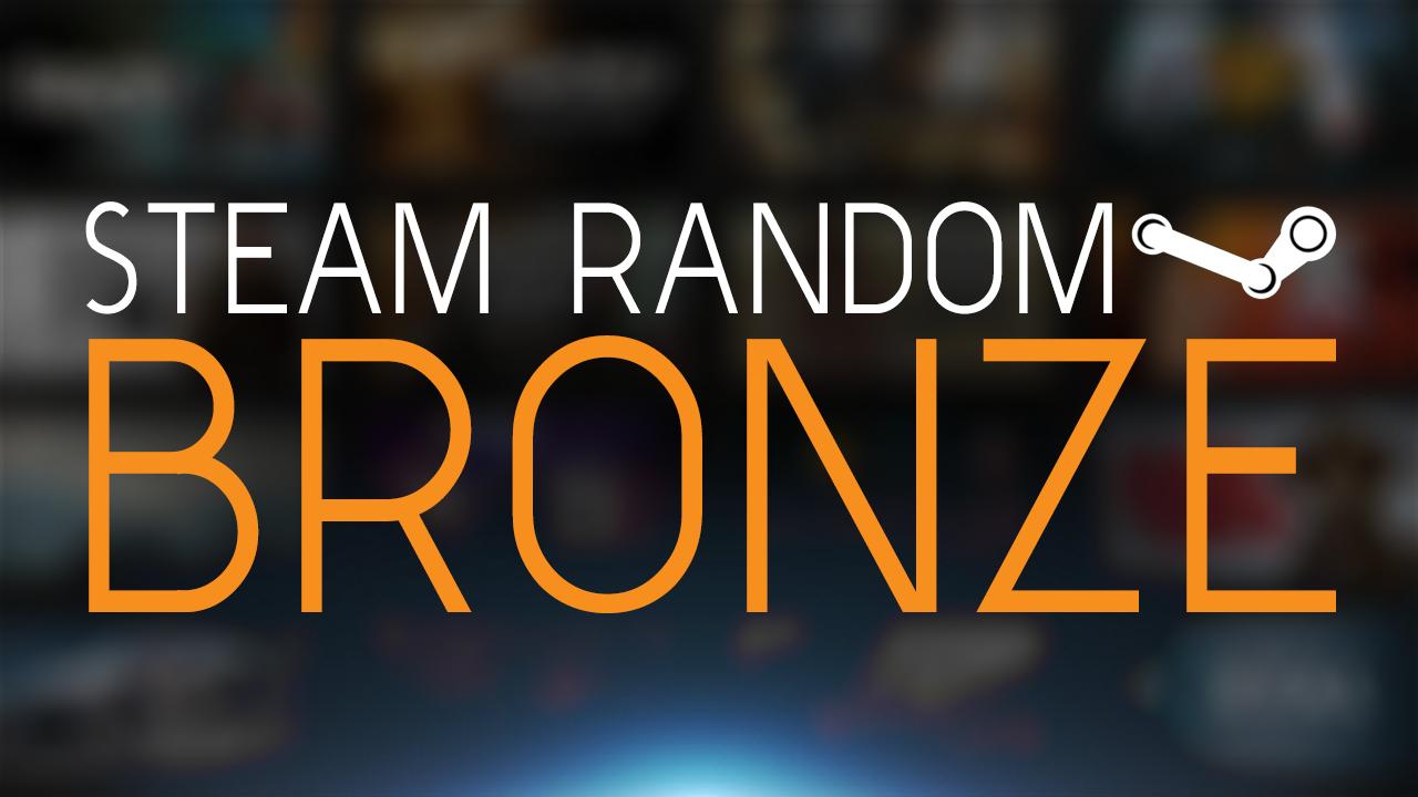 Купить BRONZE RANDOM STEAM KEYS - Случайный ключ Steam