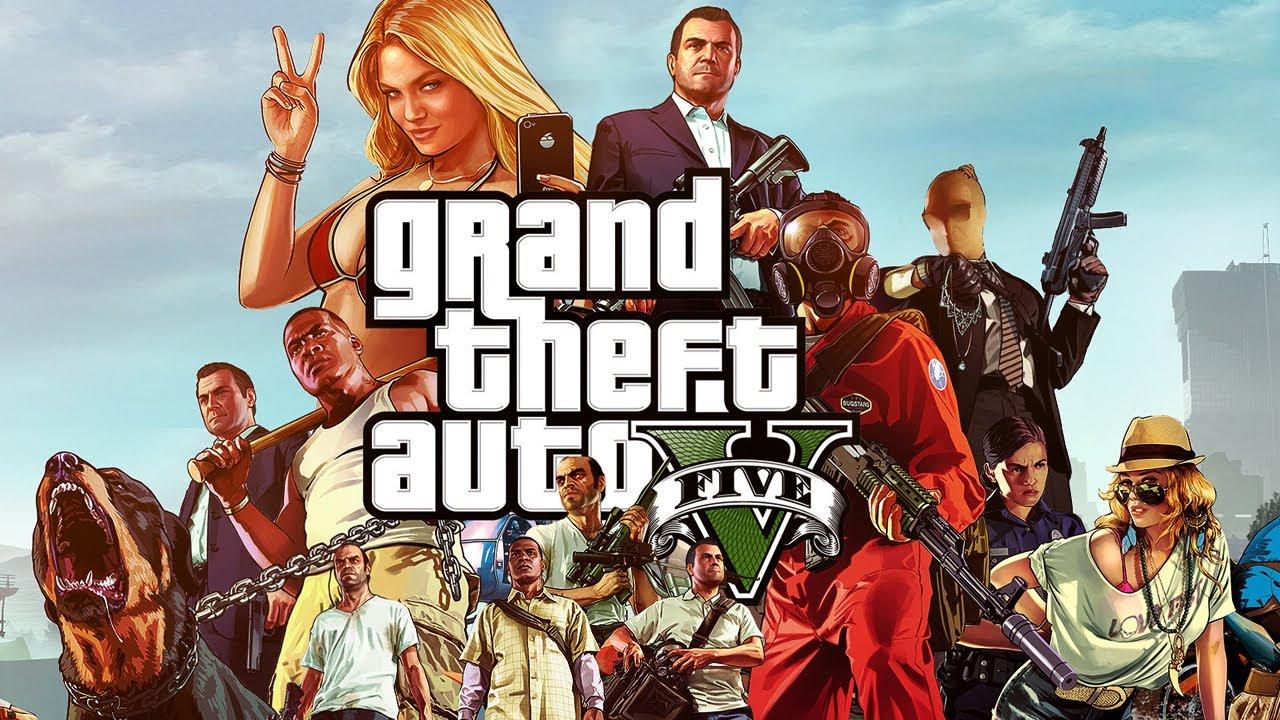 Купить Grand Theft Auto V аккаунт Steam + Почта