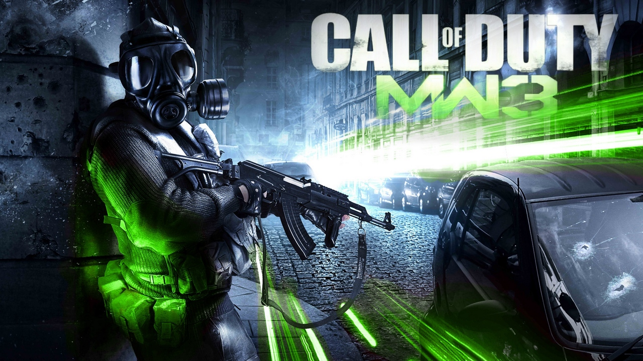 Купить Call of Duty: Modern Warfare 3 аккаунт Steam + Почта
