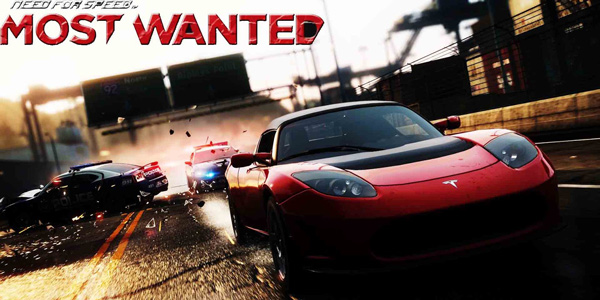 Купить Need for Speed Most Wanted ( Секретка не установлена )
