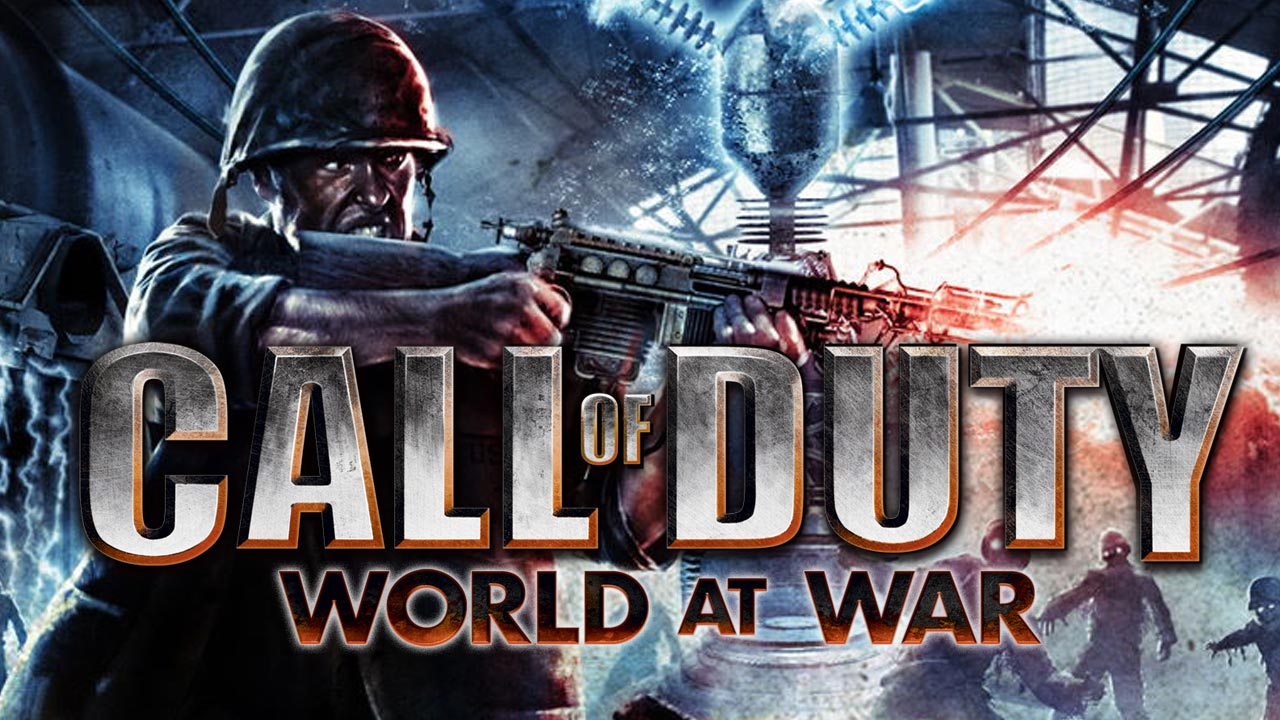 Купить Call of Duty: World at War аккаунт Steam + Почта