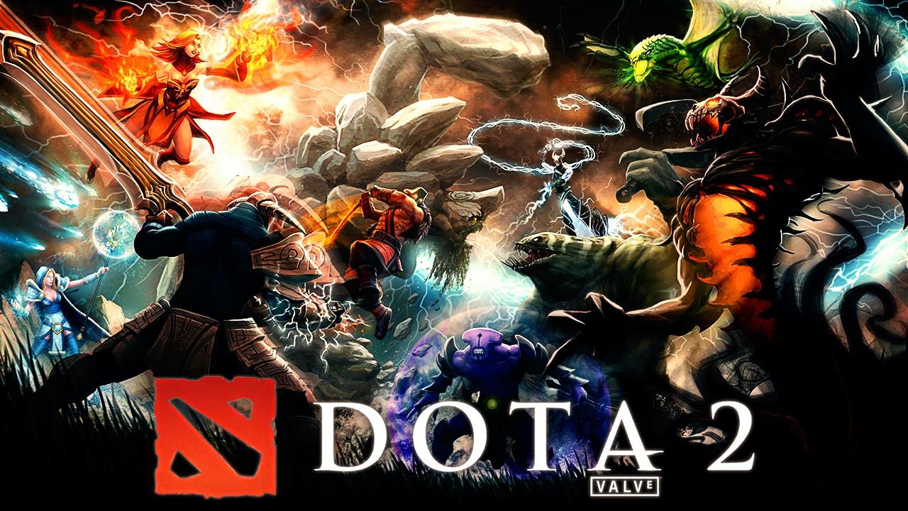 Купить Dota 2 от 300 игровых часов + Инвентарь Steam аккаунт