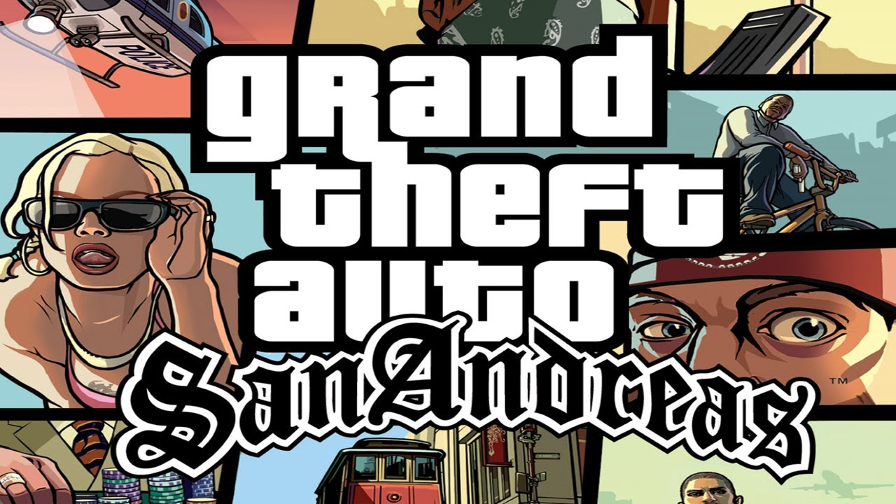 Купить Grand Theft Auto: San Andreas аккаунт Steam + Почта