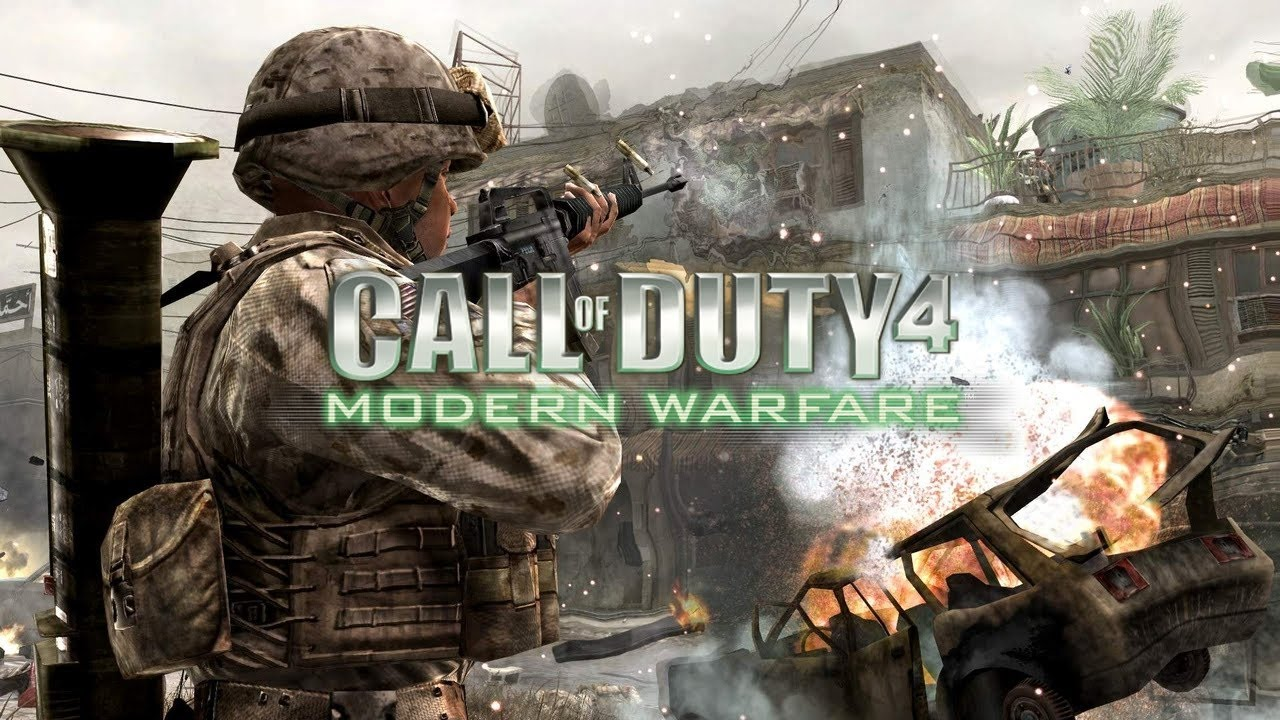 Купить Call of Duty 4: Modern Warfare аккаунт Steam + Почта