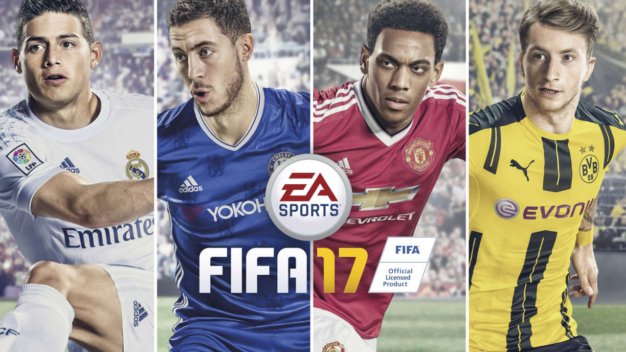 Купить FIFA 17 аккаунт Origin + Скидка + Пожизненная Гарантия