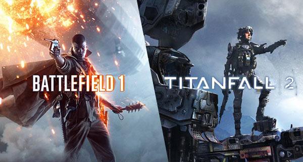Купить Battlefield 1 + Titanfall 2 аккаунт Origin + Скидка