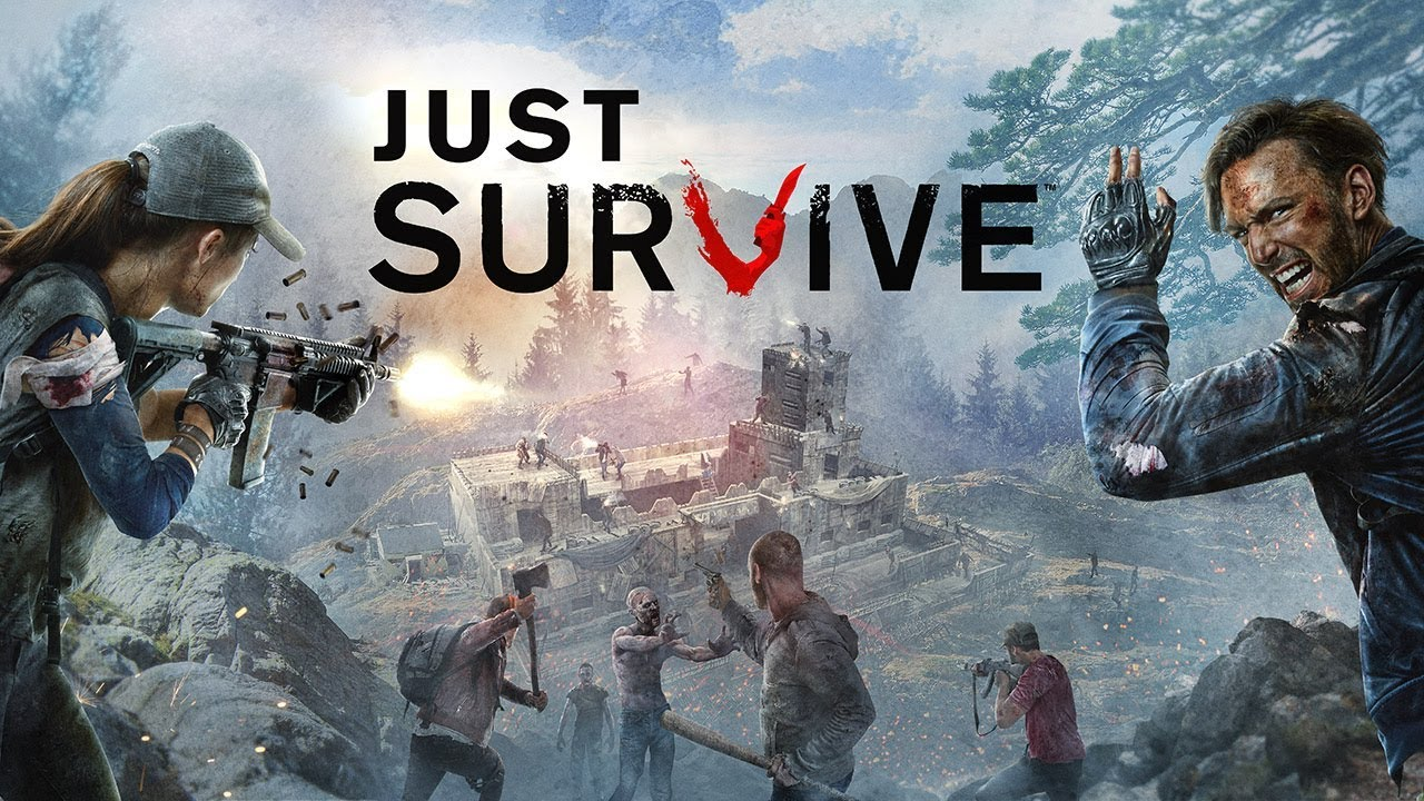 Купить Just Survive аккаунт Steam + Почта + Скидка