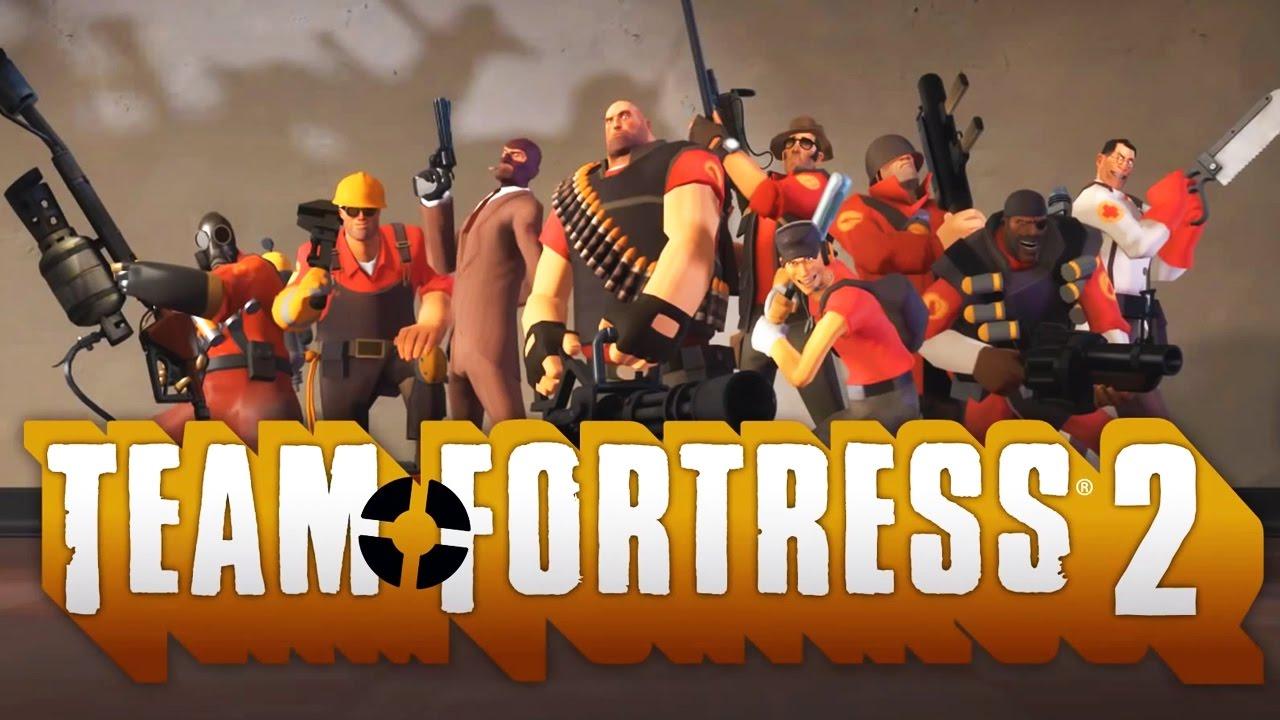 Купить Team Fortress 2 от 100 игровых часов + Инвентарь Steam