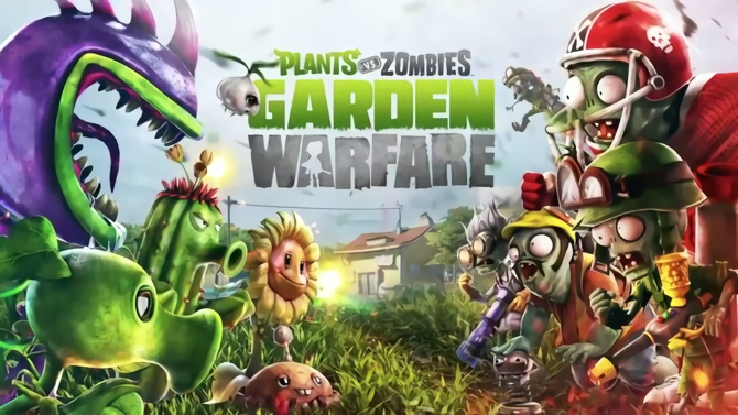 Купить Plants vs. Zombies Garden Warfare аккаунт Origin