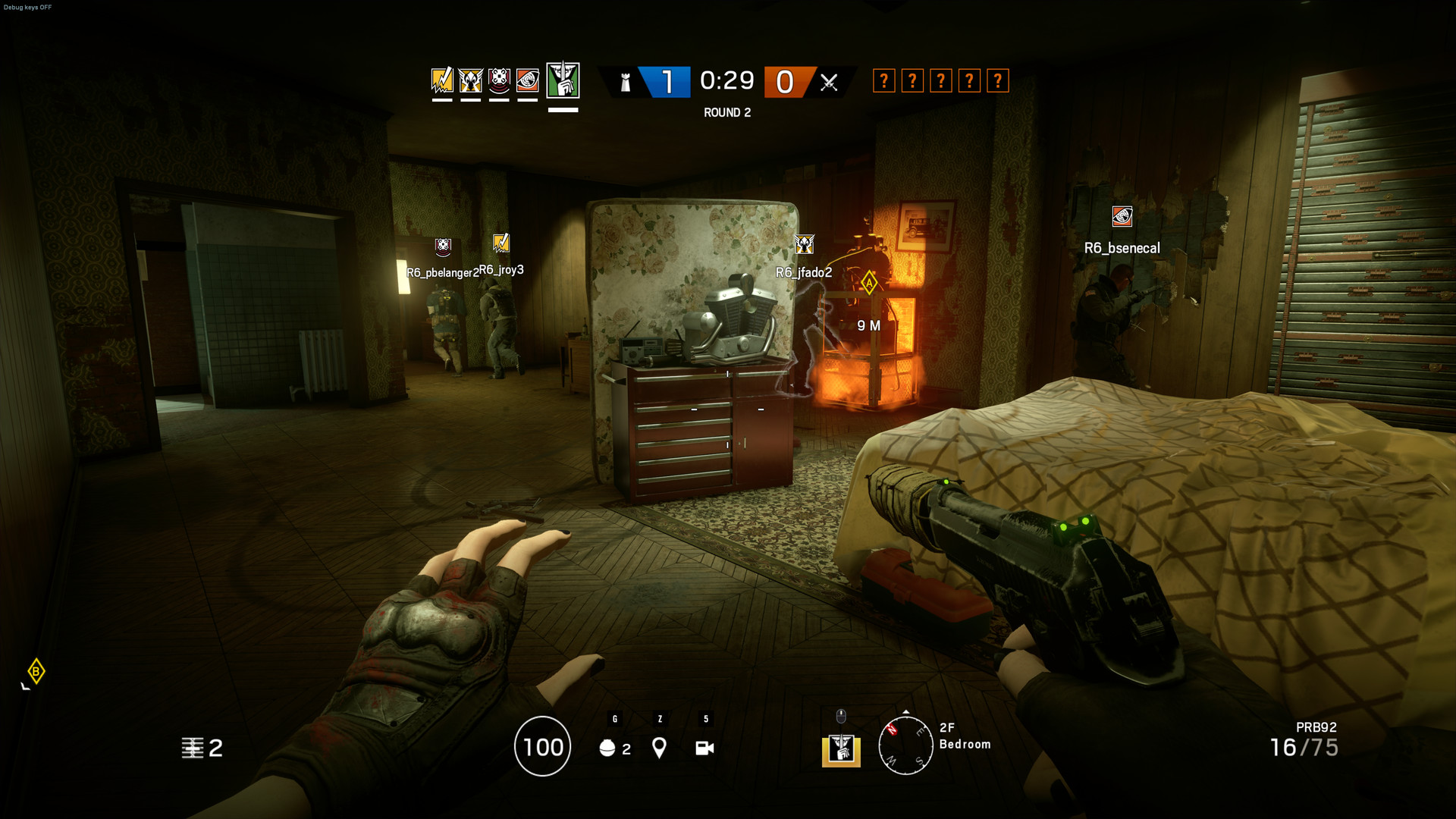 Tom Clancy's Rainbow Six: Siege  (Uplay/RU)
