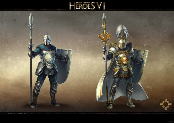 Might & Magic Heroes VI adventure set (addition)