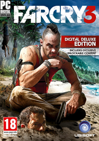 Far Cry 3 Deluxe Edition + + help installing a gift