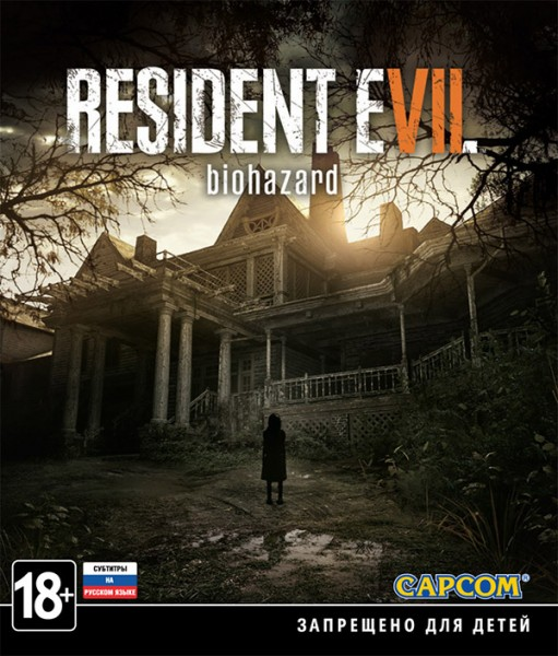 Resident Evil 7 biohazard - with bonus preorder RU only