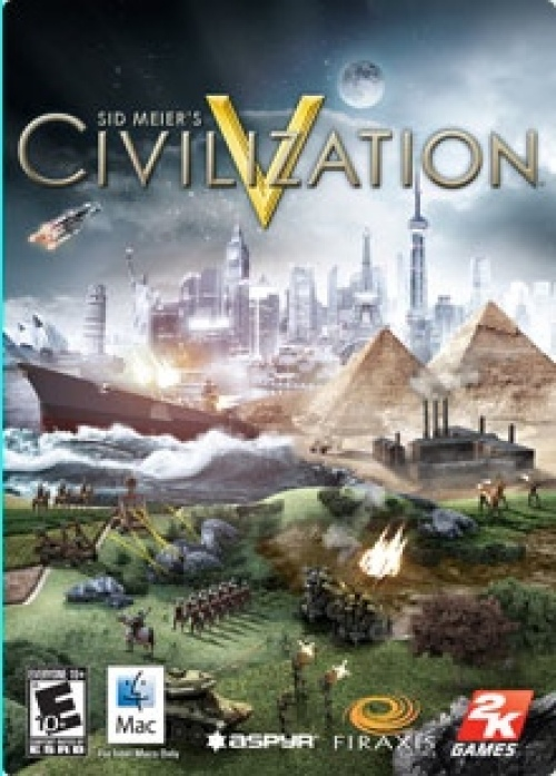 Civilization V 5 (Steam) RegionFree + СКИДКИ + ПОДАРКИ