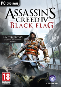 Assassin Creed 4: Black Flag  Limited Ed. photo