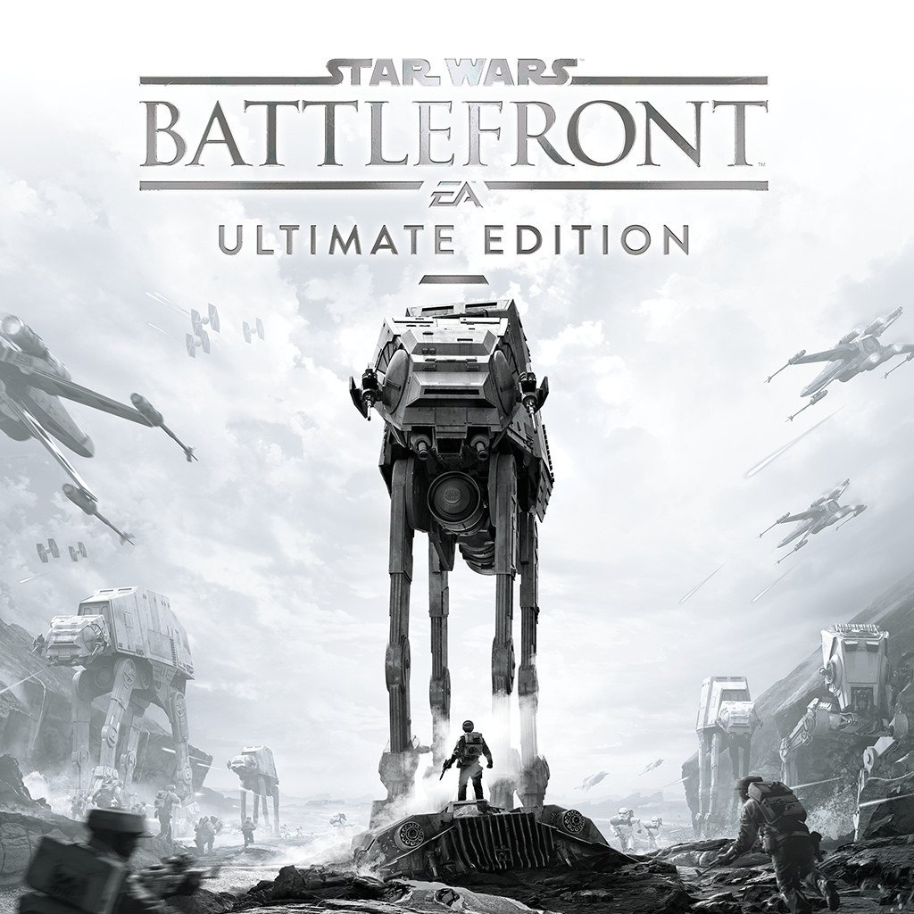 STAR WARS Battlefront Ultimate Edition + Бонус + Скидка