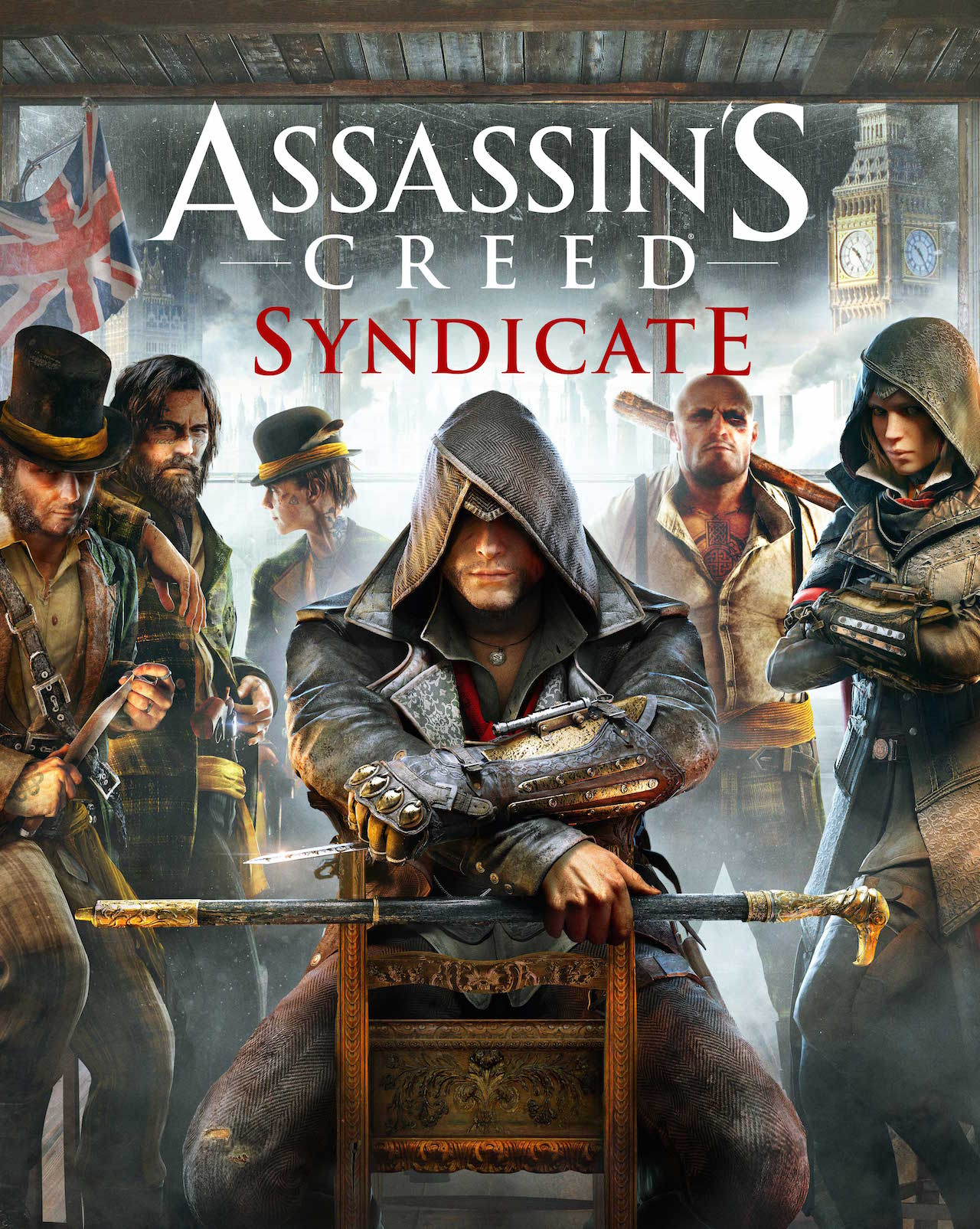 Assassin´s Creed Syndicate + Bonus + Discount