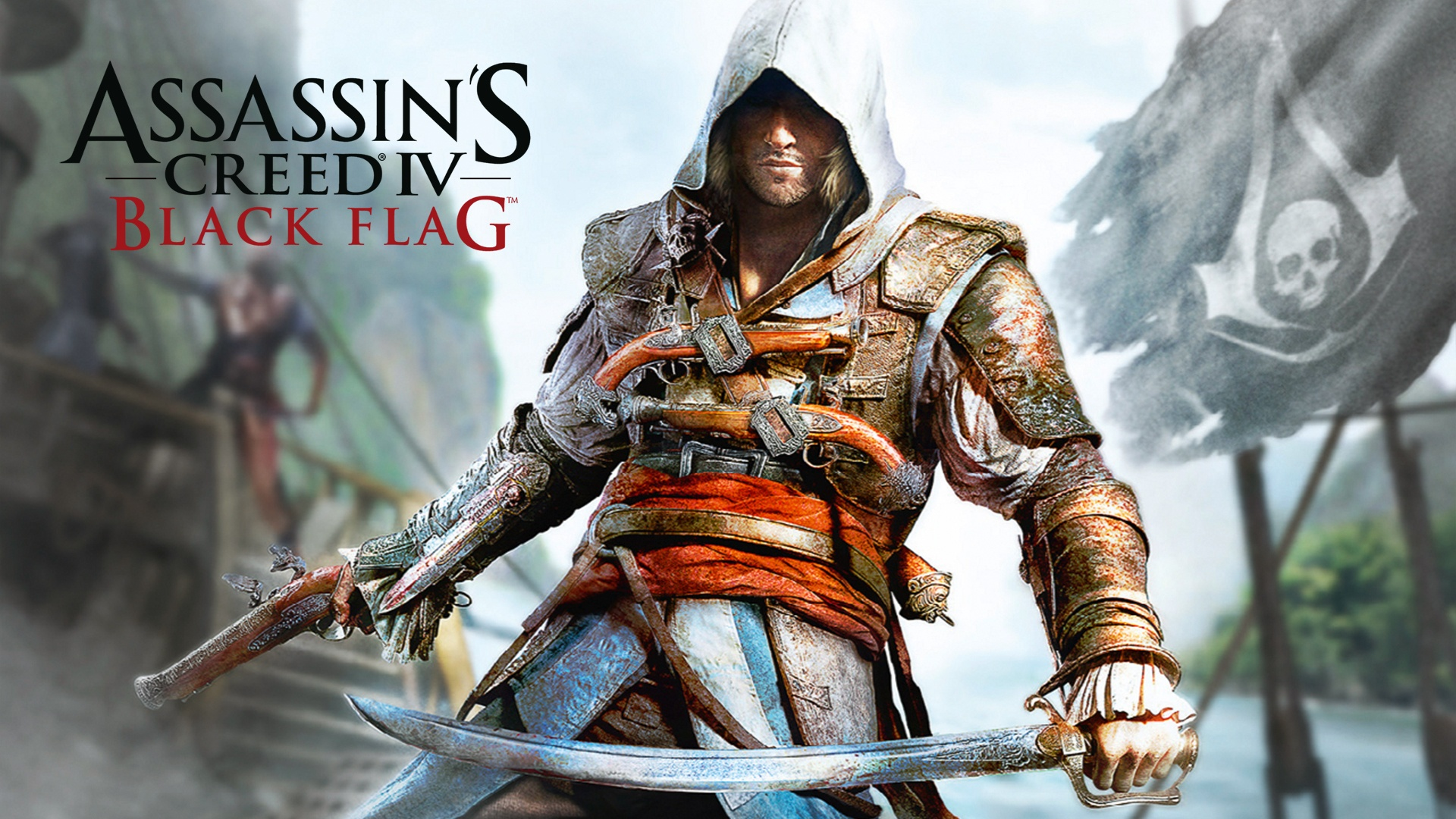 Assassin´s Creed IV Black Flag + Бонус + Скидка