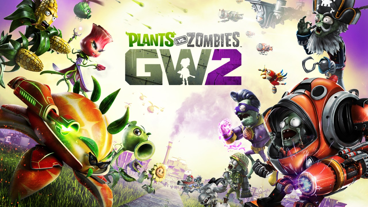 Plants vs. Zombies Garden Warfare 2 + The Secret