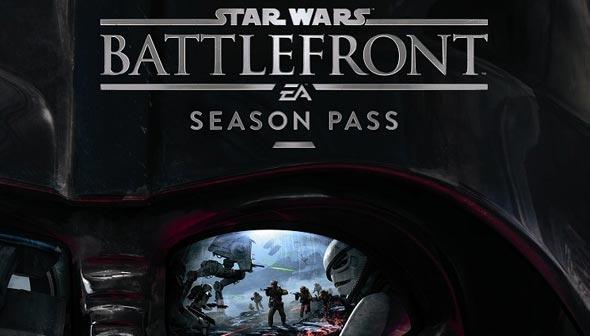 STAR WARS Battlefront Season Pass + Bonus
