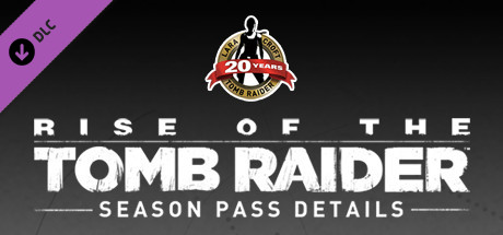 Rise of the Tomb Raider -Season Pass [SteamGift-RU]