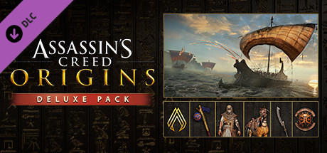 Assassin´s Creed Origins-Del. Pack Steam Gift | RU +CIS