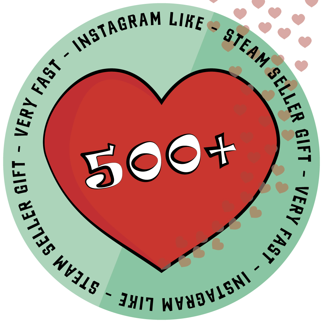 500 likes instagram 500 like