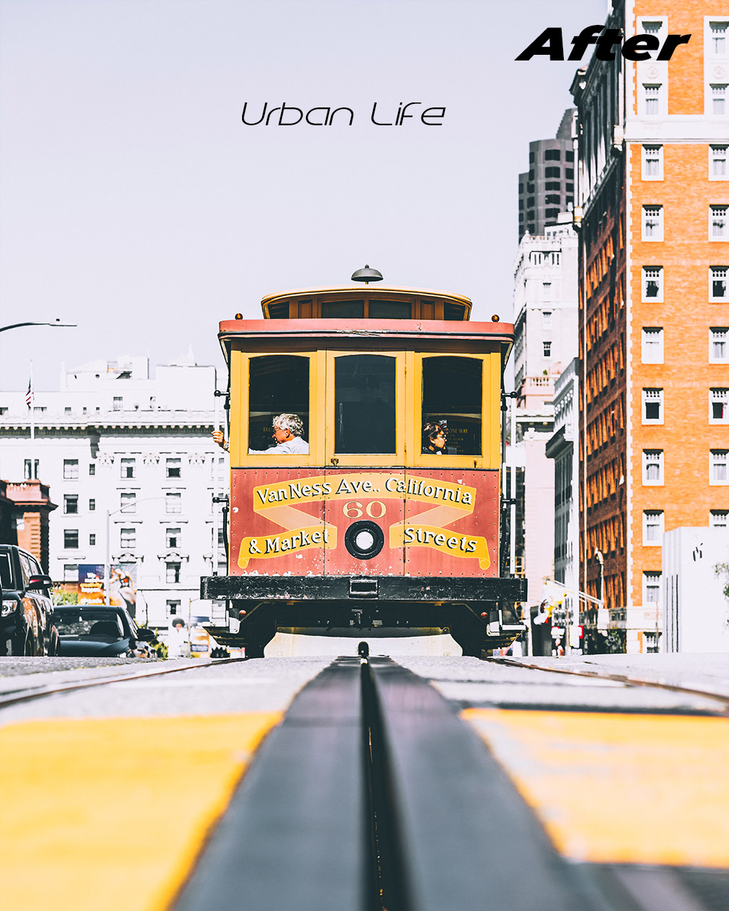 LR Presets + Mobile (Preset Lightroom | Urban Life)