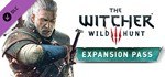 Картинка Witcher 3: Wild Hunt - Expansion Pass Steam Gift RU CIS title=