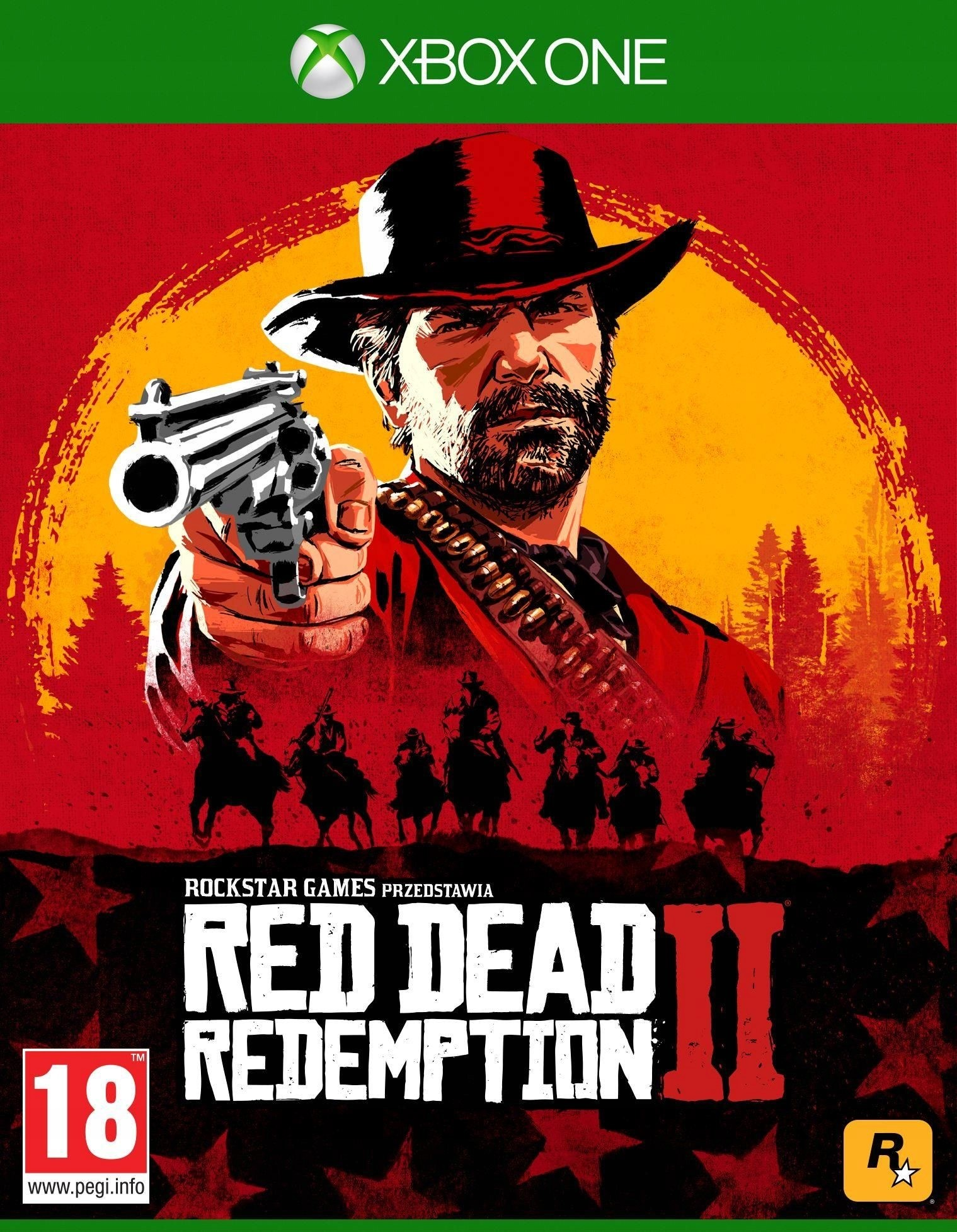 Red Dead Redemption 2 XBOX ONE DIGITAL KEY