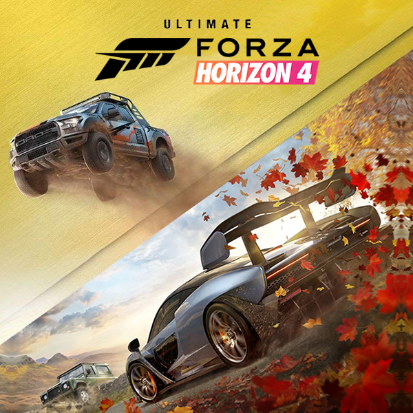 FORZA HORIZON 4 Ultimate + MP + ALL DLC /AUTOACTIVATION
