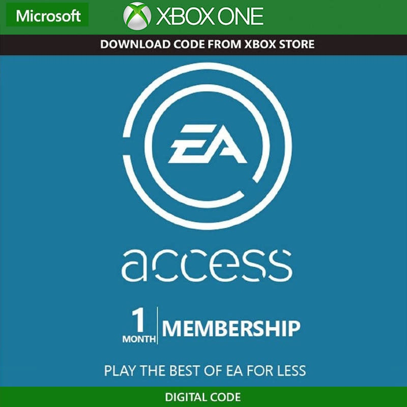 EA ACCESS 1 MONTH (Xbox One / Region Free)