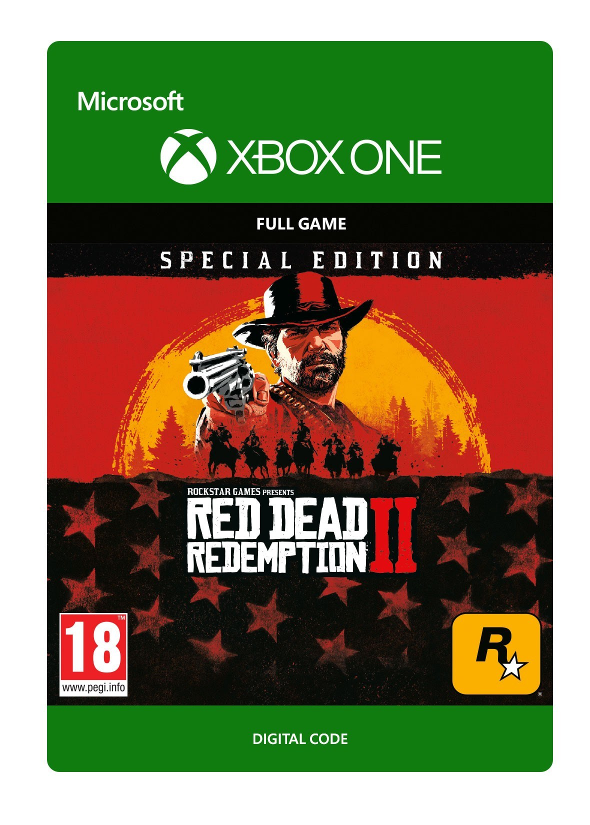 Red Dead Redemption 2: Special Edition XBOX ONE Key 🔑