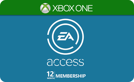🏅 EA ACCESS/EA PLAY 12 MONTHS / 1 YEAR Xbox One GLOBAL