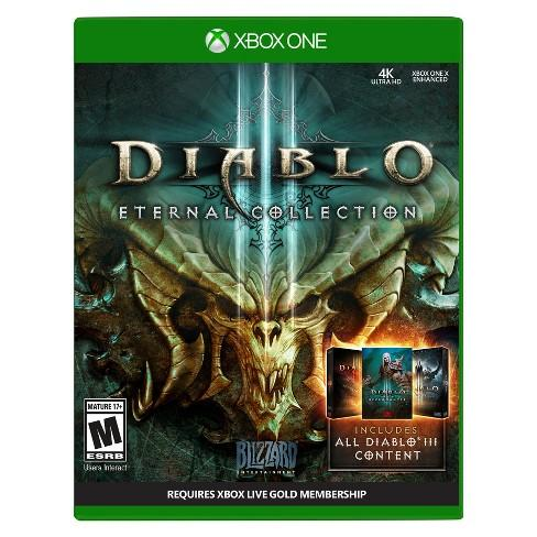 ✅Diablo III: Eternal Collection Xbox One Key🔑🌍