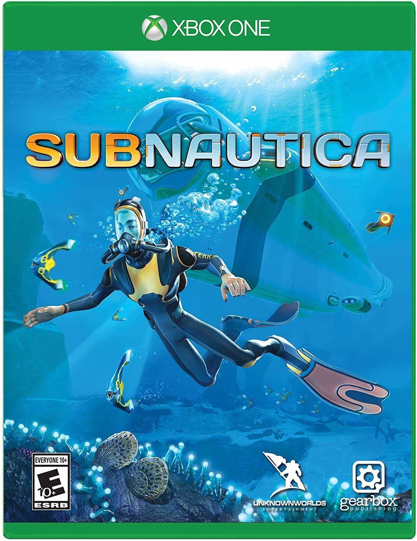 Subnautica XBOX ONE Цифровой ключ 🔑