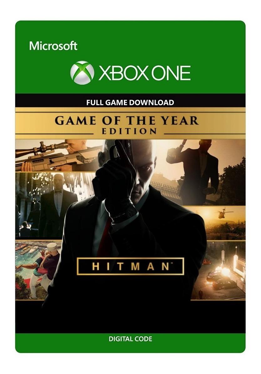 HITMAN: издание «Игра года» XBOX ONE Ключ 🔑