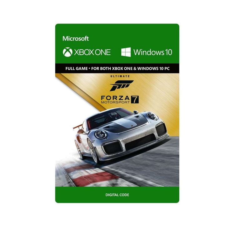 Forza Motorsport 7 ULTIMATE XBOX ONE/ WIN 10 KEY 🌍🔑