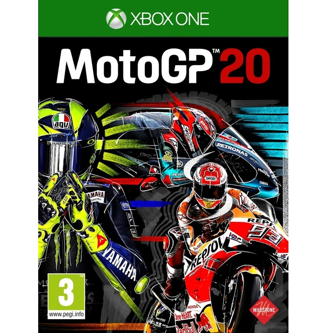 🛵 MotoGP 20 Xbox One DIGITAL KEY 🎮🌍🔑