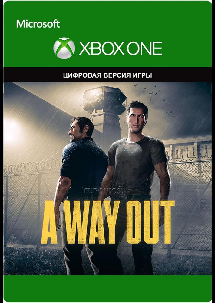 Купить ✅A Way Out Xbox One Цифровой Ключ ?? и скачать